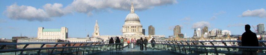 Londres respia Arte—VUELOS A LONDRES