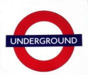 Vuelos a Londres. Underground
