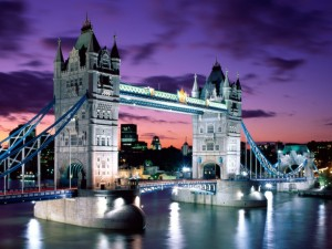 vuelos a Londres - tower bridge